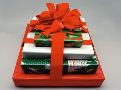 Wrapped Christmas presents Jigsaw Puzzle - JigZone.com