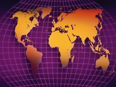 World map gold 20 piece classic jigsaw puzzle jigzone gumiabroncs Choice Image