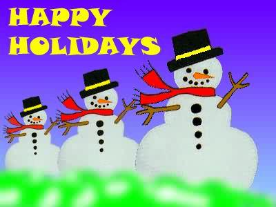 Three Snowmen Jigsaw Puzzle - JigZone.com