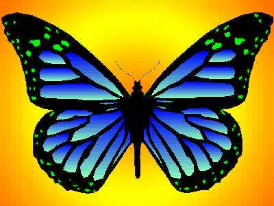 Butterfly Jigsaw Puzzle Jigzone Com