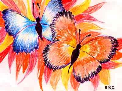 Butterfly Art Jigsaw Puzzle - JigZone.com - photo #4