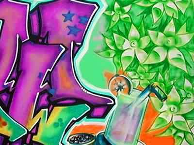 Graffiti Jigsaw Puzzle - JigZone.com - photo #1
