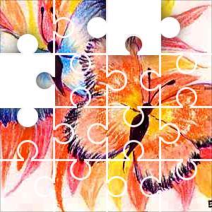 Butterfly Art Jigsaw Puzzle - JigZone.com - photo #6