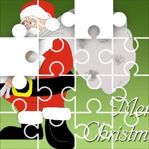 Merry Christmas Jigsaw Puzzle - JigZone.com
