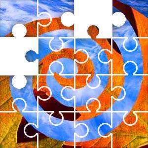 Spiral Collage 48 Piece Classic Jigsaw Puzzle - JigZone.com - photo #40