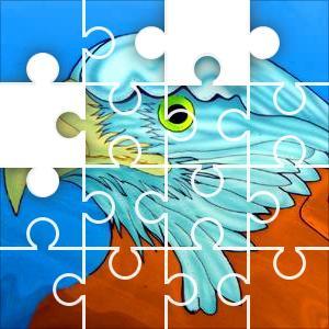 Eagle Art Jigsaw Puzzle - JigZone.com - photo #15