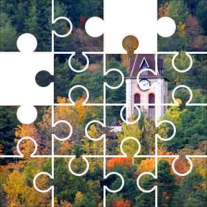 Fall Tower Jigsaw Puzzle - JigZone.com - photo #39