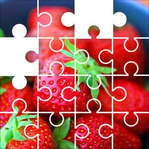 Strawberries Jigsaw Puzzle - JigZone.com - photo #26
