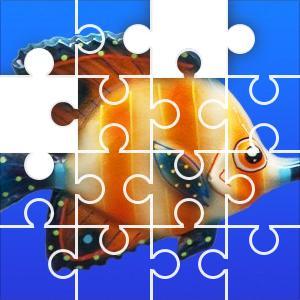 Orange Fish Jigsaw Puzzle - JigZone.com - photo #27