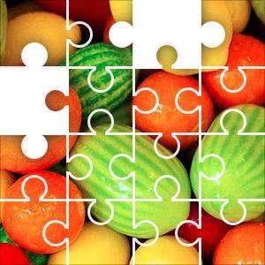 candy fruits 50 piece tri clip jigsaw puzzle jigzone com
