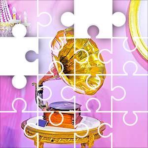 Daily Jigsaw Puzzle 2015-10-14 Old Gramophone - JigZone.com - photo #29